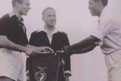 Queda de avião, 1949: Torino (após jogo com Benfica)