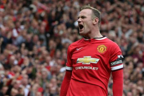 Vencimentos na Premier League: 02. Wayne Rooney
