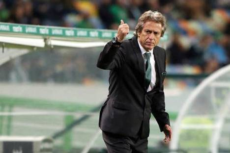 Jorge Jesus treinador do Sporting