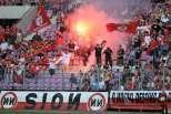 Adeptos do Benfica na Suíça
