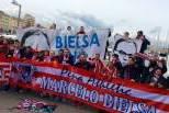 Marselha-Bilbau: adeptos juntos antes do jogo