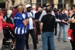Bayern-Benfica : adeptos do FC Porto em Munique
