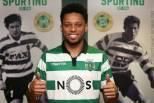 André apresentado no Sporting