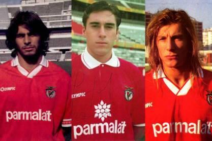 Anos 90 no Benfica: quem é ele?