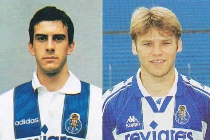 Anos 90 no FC Porto: quem é ele?