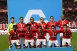 Oitavos-de-final da Liga dos Campeões (V = passagem,    D = eliminação)