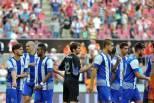 FC Porto festeja vitória frente ao Valência, 2015