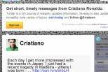 Cristiano Ronaldo (Twitter oficial)