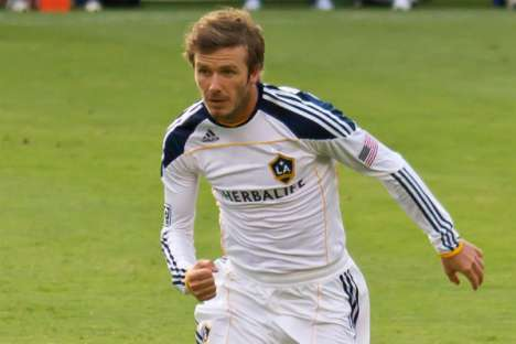 David Beckham (Los Angeles Galaxy)