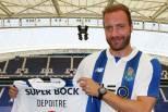 Laurent Depoitre apresentado no FC Porto