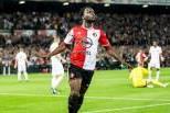 Elvis Manú (Feyenoord) Celebra golo