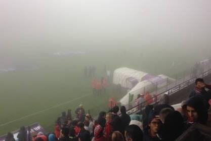 nevoeiro na choupana