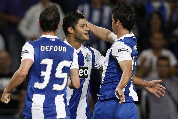 FC Porto-Shakhtar Donetsk (13/09/11): foto 12 - Hulk festeja golo