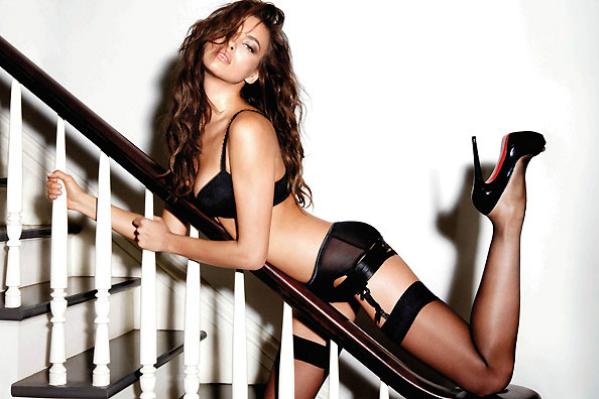 Irina Shayk na Esquire UK: foto 1