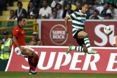 João Pereira (Sporting-Valência)