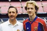 Johan e Jordi Cruyff