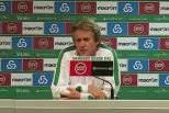 Jorge Jesus (Sporting) Conferência Imprensa em fato de treino