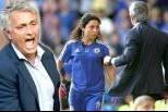 José Mourinho e Eva Carneiro (Chelsea) montagem