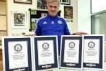 José Mourinho (Recordes Guinness Book)
