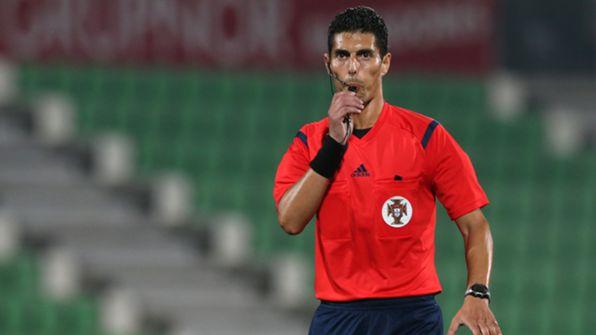 Relatório do árbitro do Sporting-Tondela revelado