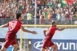 Futebol de praia: Portugal vence Mundial