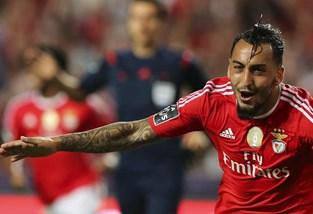 Benfica volta a golear Moreirense