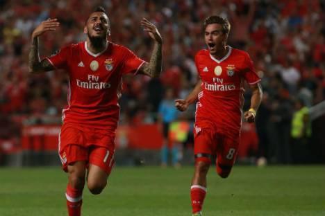 Maillot SL Benfica R. Conceição
