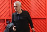 Mourinho de saída do Manchester United
