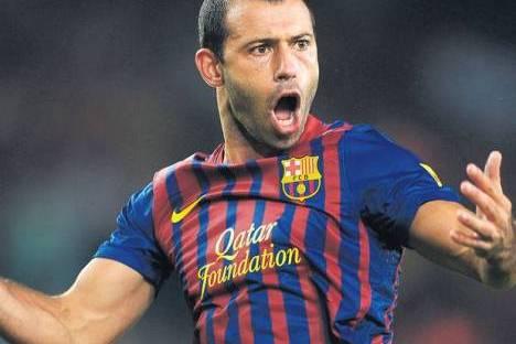 b9908034ea0c42 Mascherano deixa Barcelona e deve rumar à China | Relvado