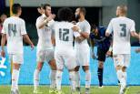 Real Madrid festeja frente ao Inter (amigável, 2015)