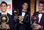 Cristiano Ronaldo arrecadou 3 bolas de ouro e é o jogador com mais botas de ouro (4)