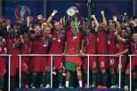 Cristiano Bola de Ouro 2016: sucesso de Portugal