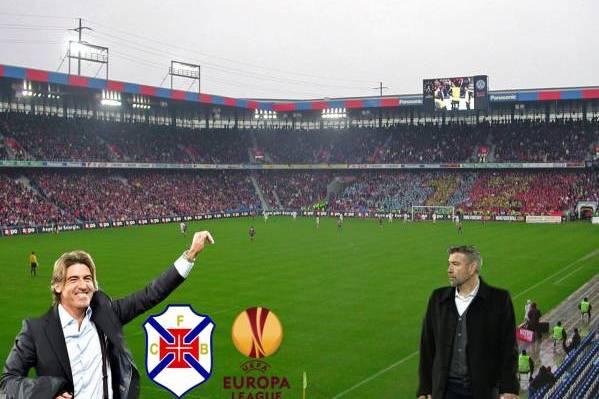 """A campanha de Sá Pinto na """"Europa League"""" já regista o """"roubo"""" da invencibilidade ao Basileia em casa."""