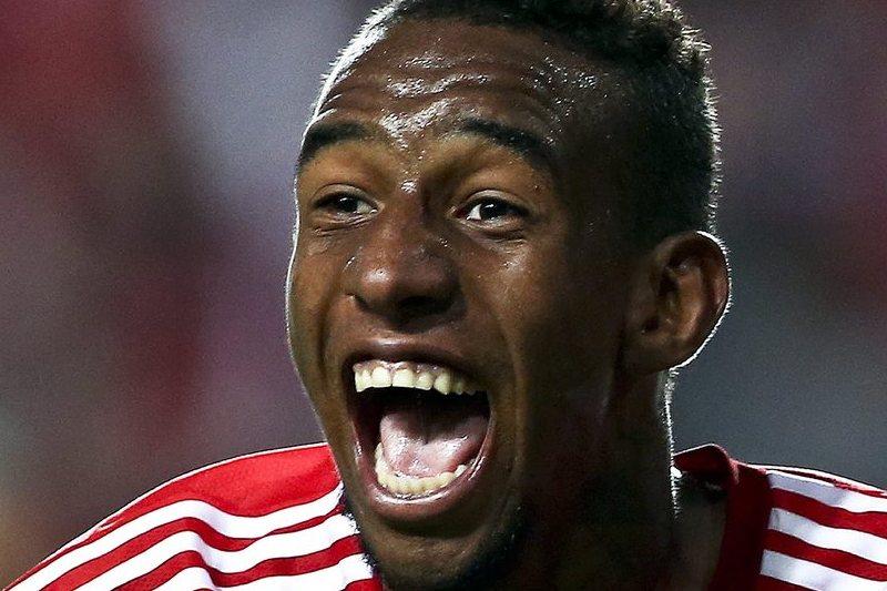 Benfica goleador carimba passagem para as meias finais com 6-1 ao Moreirense