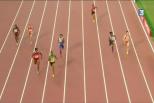 Vídeo: erro nos Mundiais de Atletismo