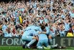 Manchester City festeja