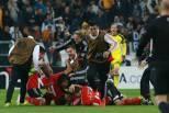 Benfica festeja passagem à final da Liga Europa, 2014