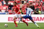 Benfica-FC Porto, 2015: Jardel vs Brahimi