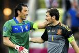 "Buffon: ""Boa sorte, Iker, para a tua nova experiência!"""