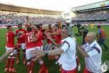 Benfica festeja título em Guimarães (2015)