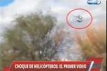 Vídeo: acidente de helicóptero