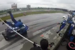 Vídeo: acidente no IndyCar Series