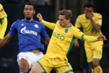 Adrien no Schalke-Sporting