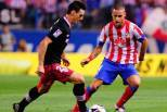 Aduriz vs Mario Suárez (Atl. Madrid-Atl. Bilbau)