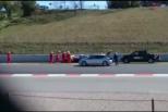 Vídeo: acidente de Alonso em Barcelona