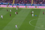 Vídeo: árbitro atropelado