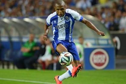 Brahimi em ação no FC Porto