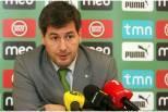 Bruno de Carvalho em conferência de imprensa (Sporting)