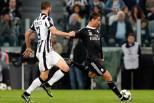 Cristiano Ronaldo em ação frente à Juventus, 2015