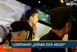 Vídeo: Cristiano Ronaldo provocado